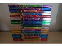 Set of 17 Beast Quest books