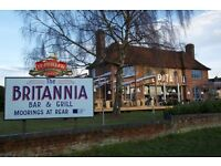 Full Time Trainee Assistant Manager - Up to £8.00 per hour - Live Out - Britannia - Marlow - Bucks