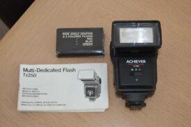 Achiever TZ250 Camera Flash Unit