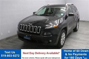2014 Jeep Cherokee NORTH 4WD w/ ALLOYS! POWER PACKAGE! TOUCH SCR