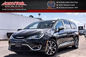 2017 Chrysler Pacifica New Car Limited Keyless_Entry RearDVDs Sa