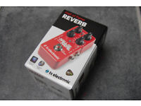 Hall Of Fame Reverb pedal, mint, boxed