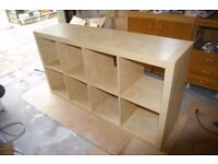 Expedit bookcase/display cabinet/TV stand