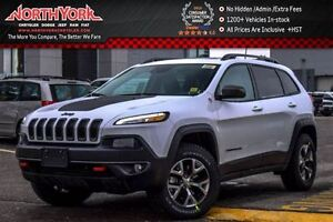 2017 Jeep Cherokee NEW Car Trailhawk|4x4|Tech/SafetyTec/Tow Pkgs
