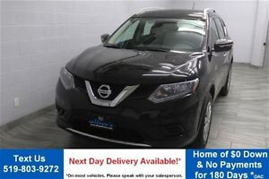 2014 Nissan Rogue S AWD w/ REVERSE CAMERA! CRUISE CONTROL! POWER