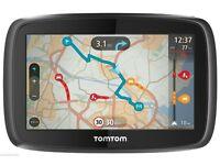 Tom Tom GO 400 4.3in Sat Nav UK.ireland And EUROPE - Free Lifetime Map Updates