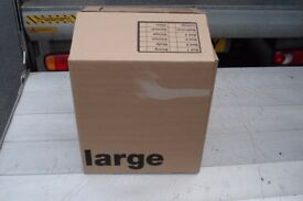 large double wall cardboard boxes 20 available only used once size 18 x 18 x 20 high