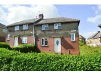 Two bedroom semi detached house, prudhoe £495pcm
