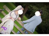 Beautiful Asian Wedding Dress size 8