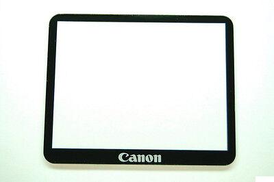 Canon 5D Mark II LCD Display Screen Plastic Window + Adhesive Tape