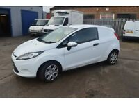 2010 FORD FIESTA VAN 1.4TDCI MOT UNTIL JUNE 2018