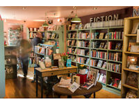 Senior Bookseller Wanted