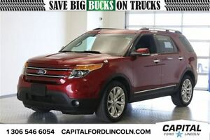 2014 Ford Explorer Limited 4WD **New Arrival**
