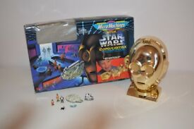 Star Wars Micro Machines Playsets Collection 1