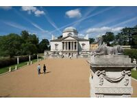 Ranger / Park Keeper wanted for Grade 1 Listed Gardens in West London Permanent £21k - £24k circa