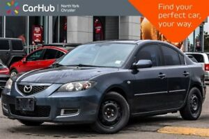 2009 Mazda MAZDA3 GS|AirConditioning|AM/FM|PowerOptions|Accident