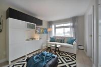 1mth FREE! Trendy Plateau Mount Royal! Renovated-Upgraded