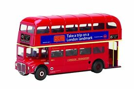 CORGI METTOY LONDON ROUTEMASTER BUS