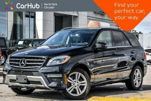 2015 Mercedes-Benz M-Class ML 350 BlueTEC 4Matic|Heat Frnt.Seats