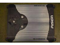 CAR SUBWOOFER AMPLIFIER FUSION 900 WATT MONO BOX 1 CH MONOBLOCK AMP CLASS D DESIGNED FOR SUB WOOFER