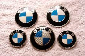 BMW BODY BADGES