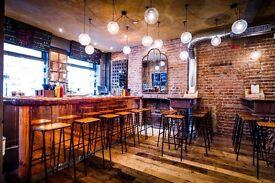 Restaurant Supervisor/Senior Waiter - Bubbledogs - up to £25k