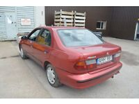 Nissan Almera LHD for sale ideal export