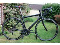Planet X Pro Carbon road bike - Medium. Excellent condition.