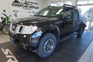 2014 Nissan Frontier Leather, Sunroof, Navigation, Loaded!