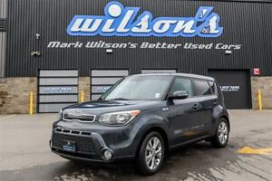 2016 Kia Soul EX $52/WK, 5.49% ZERO DOWN! BLUETOOTH! HEATED SEAT
