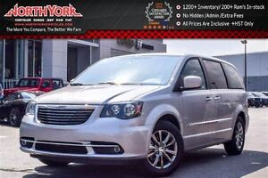 2015 Chrysler Town & Country S|CleanCarProof|Secure,DVD,Convenie