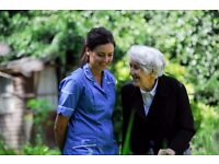 Early morning Carers needed – earn up to £10 an hour plus mileage, holiday pay and pension