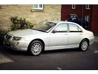 Rover 75 V6 Petrol/LPG full service history and high specs