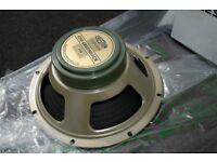 Celestion guitar speaker G10 30 watt 8 ohms speaker NEW in Box.