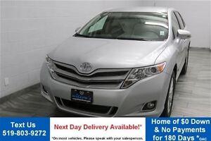 2014 Toyota Venza AWD w/ ALLOYS! DUAL CLIMATE CONTROL! BLUETOOTH