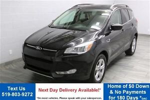2015 Ford Escape SE 4WD 1.6L ECOBOOST! LEATHER! SUNROOF! REVERSE