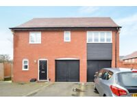2 bedroom detached coach house for sale