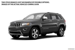 2017 Jeep Grand Cherokee NEW Car Overland|4x4|EcoDiesel|Sunroof|