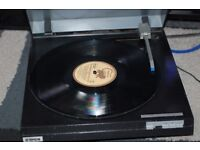 tantengial record player uk made Akai sub devision