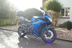 Yamaha XJ600 Diversion F ABS - Great Condition Low Mileage