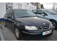 2005 Saab 9-3 In excellent condition with MOT until December 2017