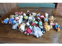 Large colection of Sylvanian Families over 30 figures & 3 buildings, Thatcham, Berkshire