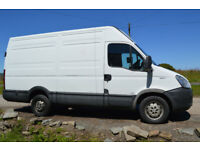 Iveco Daily mwb 35S12, 2009 new MOT