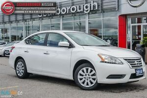 2014 Nissan Sentra 1.8 SV-ACCIDENT FREE AND PRICED TO SELL!!!!