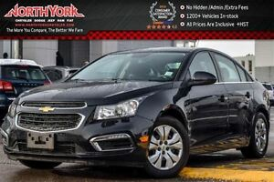 2016 Chevrolet Cruze LT|Sunroof|SatRadio|R-Start|PioneerSound|On