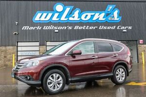 2012 Honda CR-V $83/WK, 4.74% ZERO DOWN! TOURING AWD NEW TIRES+