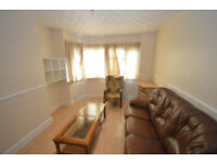 Furnished 2 bedroom flat on 1st floor on Fullwell Avenue, Barkingside, DSS welcome
