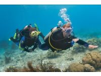 Scuba Diving Courses PADI all levels/ Kursy Nurkowania