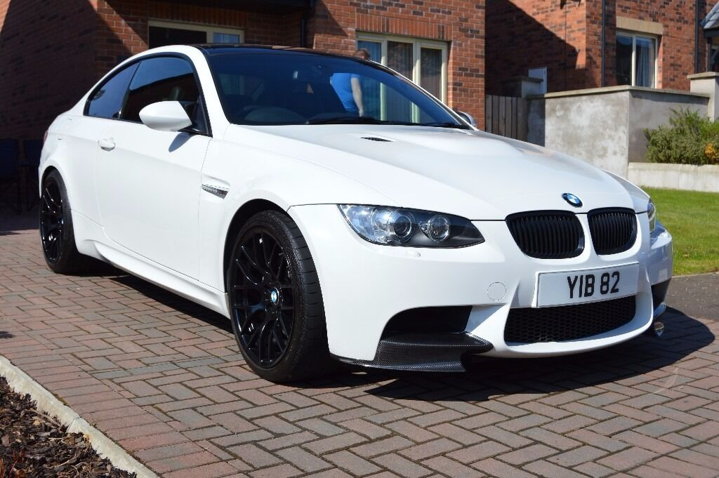 bmw m3 2009 e92 alpine white in ballymena county antrim gumtree. Black Bedroom Furniture Sets. Home Design Ideas