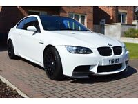 BMW M3 2009 E92 Alpine White